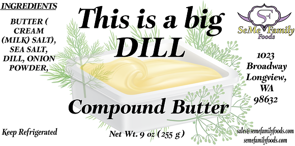 This is a Big DILL