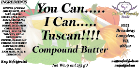 You Can I Can Tuscan