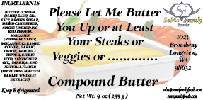 Let Me Butter you up....