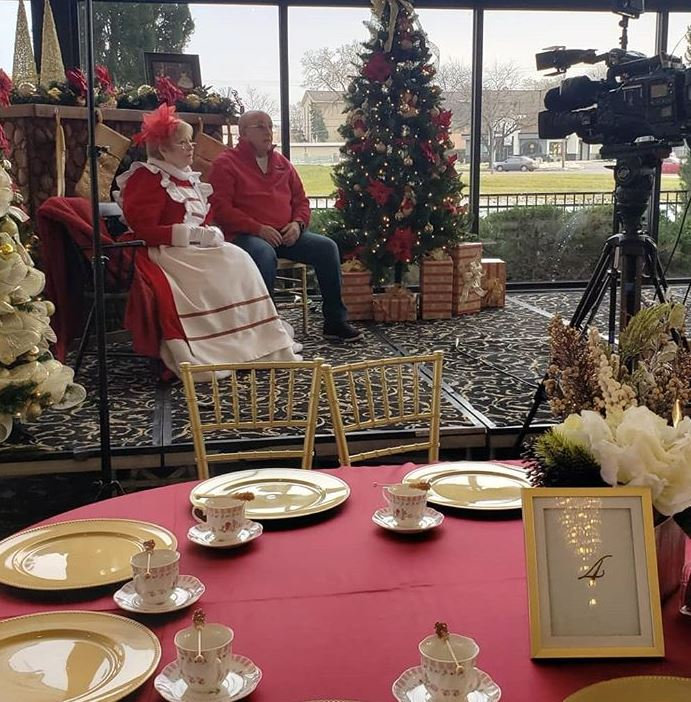 High Tea with Mrs. Claus