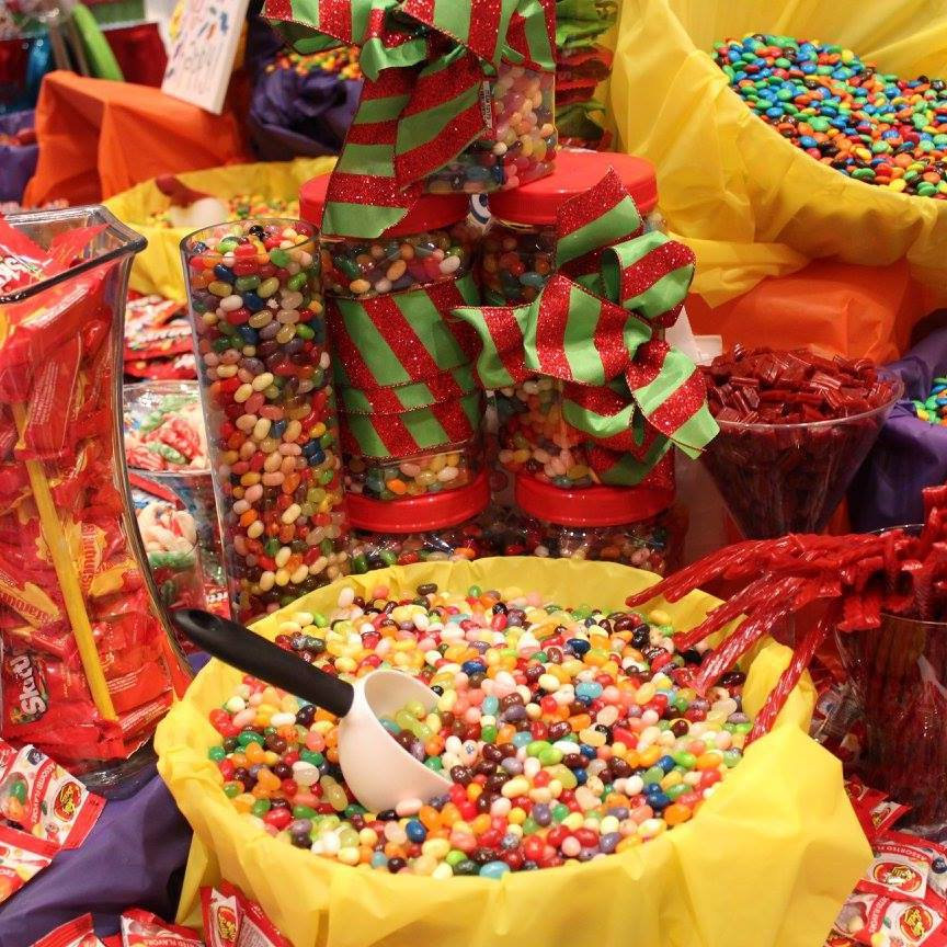 Candy Sorting Event