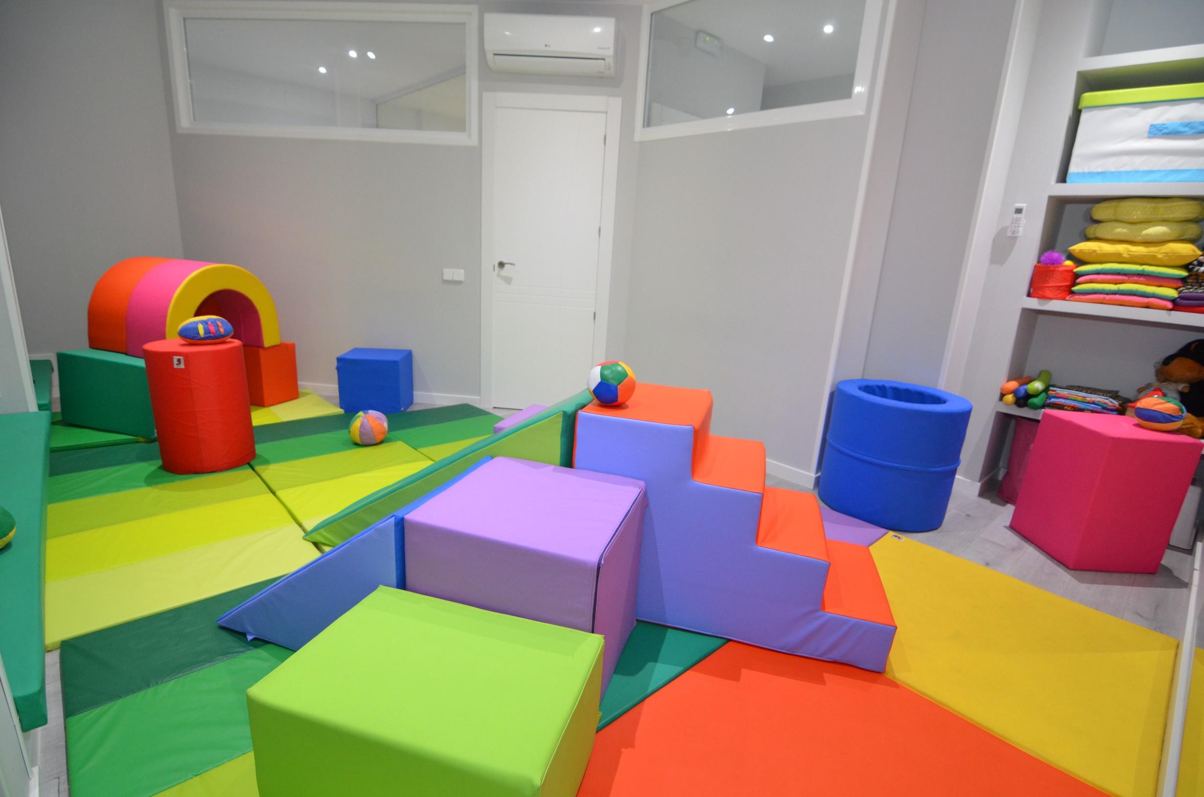 Sala Psicomotricidad CPL