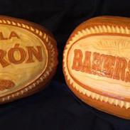 Corporate Logos in Pumpkin