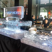 Top Nosh Ice Sculpture