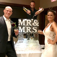 Mr. and Mrs. Luge