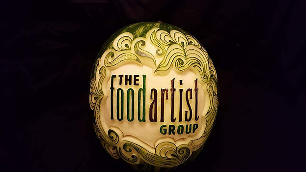 Fruit Carvig of The Food Artist Group logo