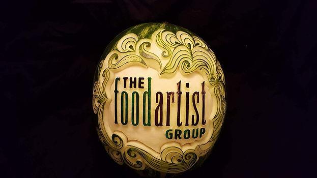 Fruit Carvig of The Food Artist Group logo