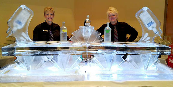 Table Top Ice Bar
