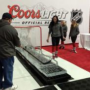 Interactive Hockey Lane