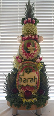 Fruit-Carving-Stacked-Melons-Ohio-State-