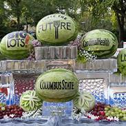 Fruit Carving Taste the Future