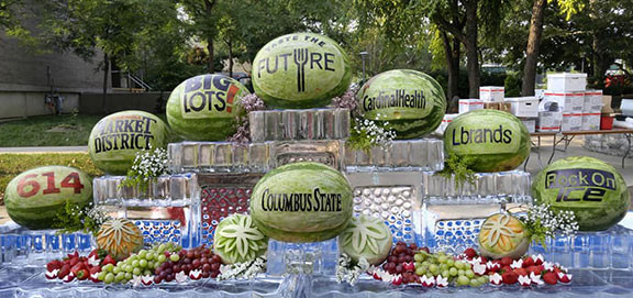 Fruit Carving Taste the Future