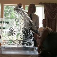 Jefferson Classic Ice Luge