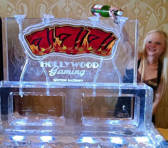 Tube Luge Hollywood Gaming