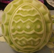 Fruit Carving Egg