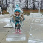 Interactive Ice Sculpture