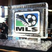 MLS Ice Sculpture