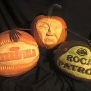Liquor Logo Pumpkins