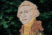 Pasta Sculpture