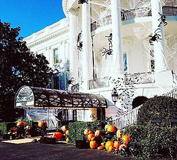 Pumpkin-Carving-White-House-Display-with