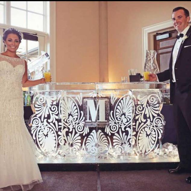 Wedding Ice Bar