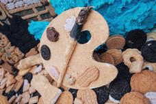 Cookie Sculpture