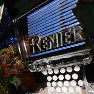 Renier Ice Sculpture