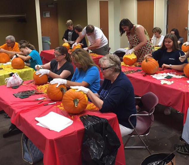 Pumpkin Carving Class