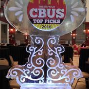CBUS Ice Sculpture
