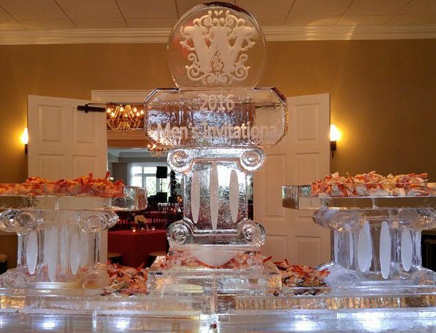 Food Ice Display Wedgewood Logo