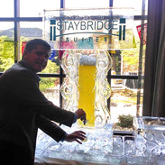 Beverage Ice Tower
