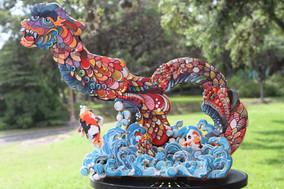 Sea Creature Cookie Sculpture