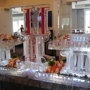 Food Ice Display for Heritage Golf Club