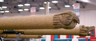 Wood Carving for Arnold Classic