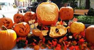 Pumpkin Carving Demonstration
