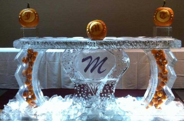 Food Art Ice Bar