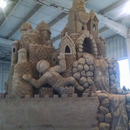 Ohio State Fair Sand Carving