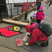 Chalk Art Demonstrations