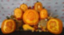 Pumpkin Carving Demonstrations