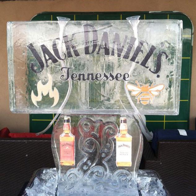 Jack Daniels Luge