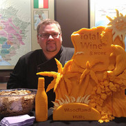 Cheese Carving Total Wine and More