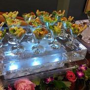 Martini Ice Salads