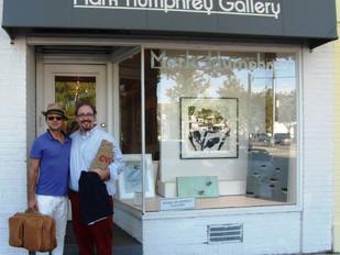 Mark Humphrey Gallery Reading