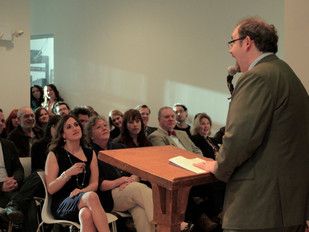 Poets House Book Launch