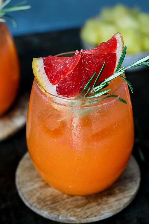 Peach Grapefruit Thyme