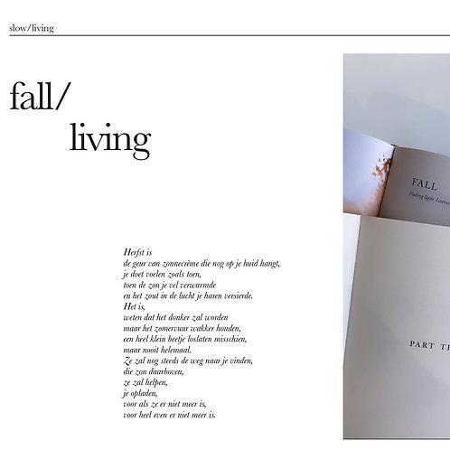 fall/living - inspiratiegids