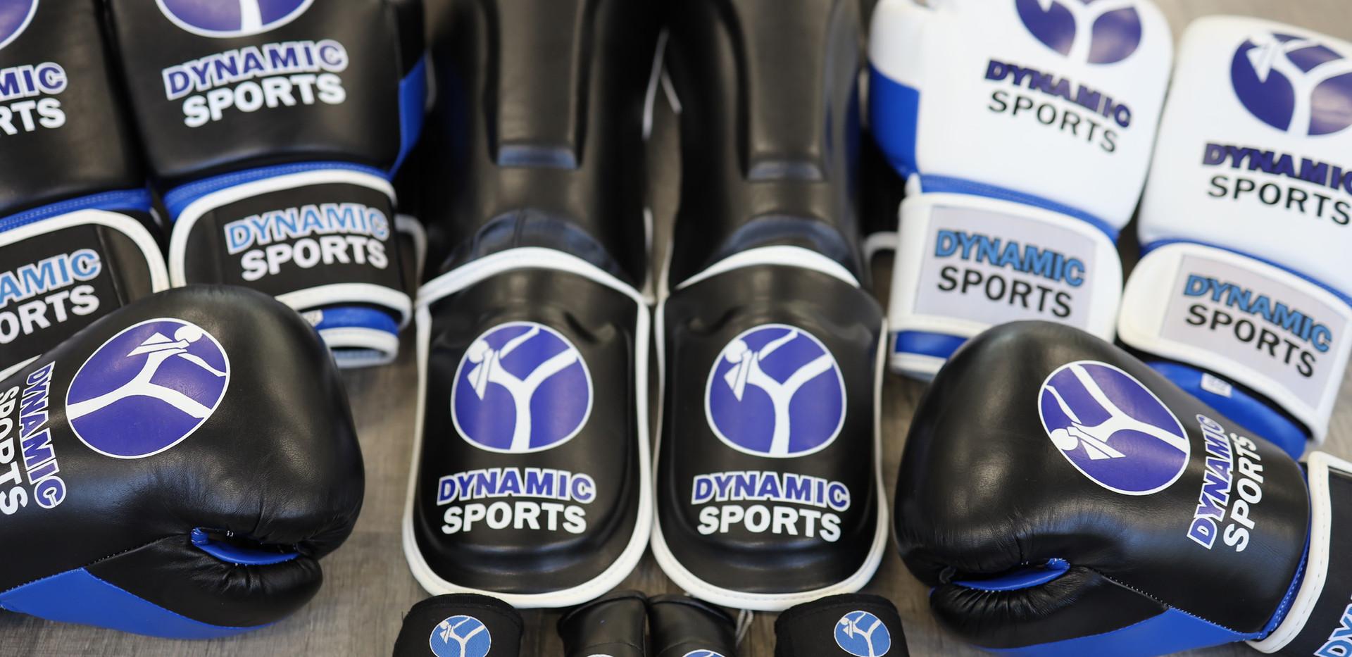 Dynamic Sports Kickboxing Basel Ausrüstung