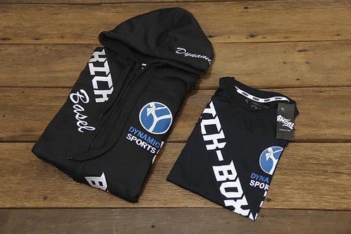Dynamic Sports Shirt und Hoodie Bundle