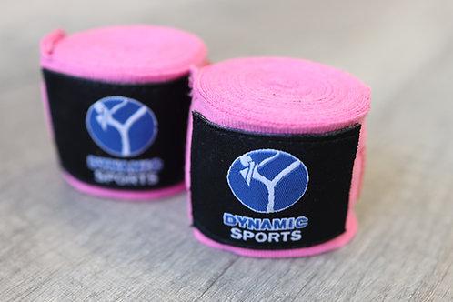 Bandagen Dynamic Sports Pink 3m