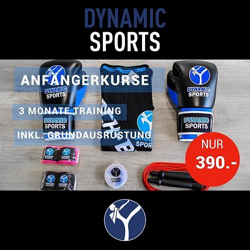 Dynamic Sports Starter Paket